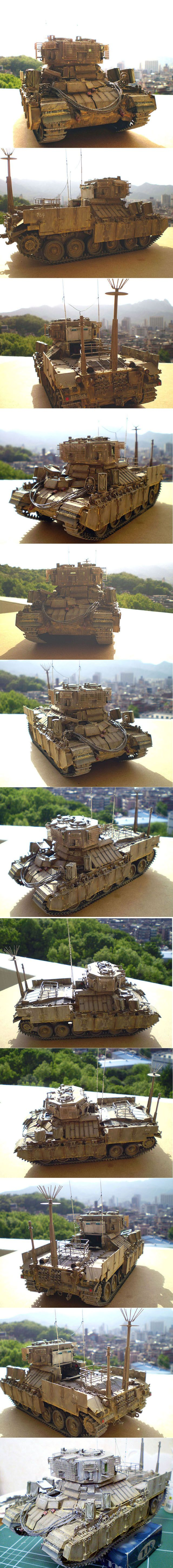 IDF Nagmachon 1/35 Scale Model