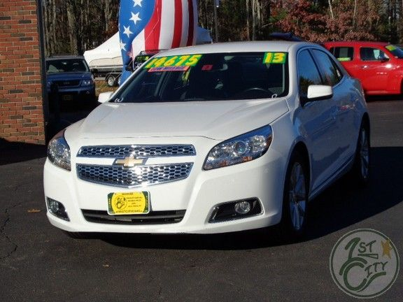 2013 #Chevrolet #Malibu LT at First City Cars and Trucks!