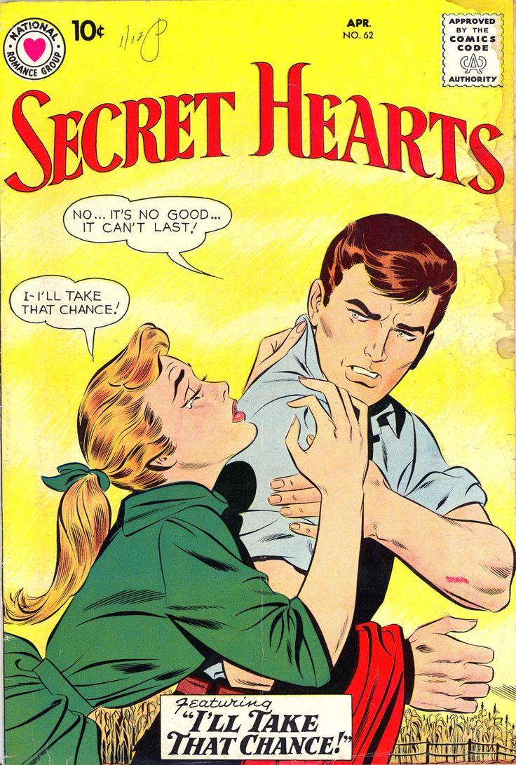 Secret Hearts #62 - April 1960