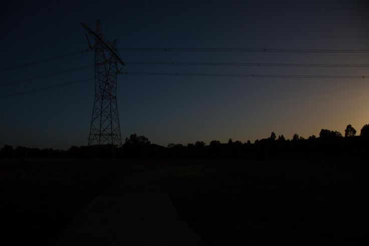 a sunrise attempt at near and far. not sure if it works well for either topic