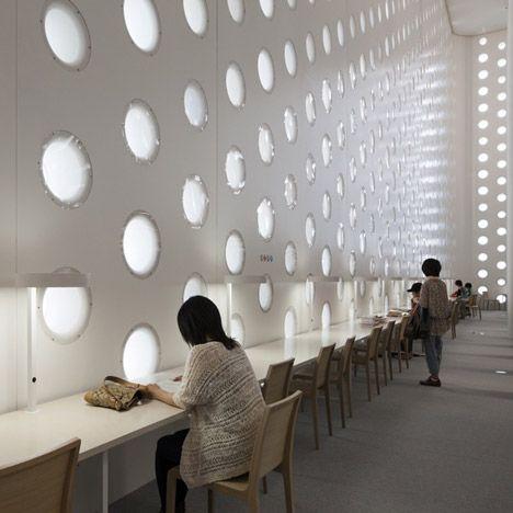 kanazawa umimirai library 01 | coelacanth k architects