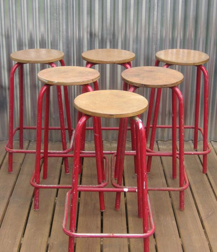 Kitchen Vintage Industrial Bar Stools Furniture - http://www.vue9.com/kitchen-vintage-industrial-bar-stools-furniture/ : #Stools Metal and wood are featured in vintage industrial bar stools. They are awesome to become kitchen seats for a nice and comforting space. Bar stools for sale are easier and cheaper to find online. Metal or wood or combination of them, the choice is yours to make in the effort to make a better...