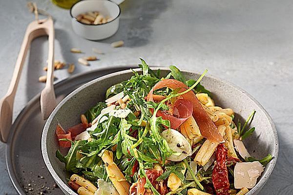 Nudelsalat auf italienisch  – Leckere rezepte
