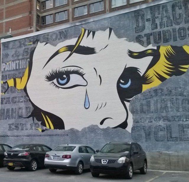 D*Face @Montreal, Canada http://stores.ebay.com/urban-art-designs?_trksid=p2047675.l2563