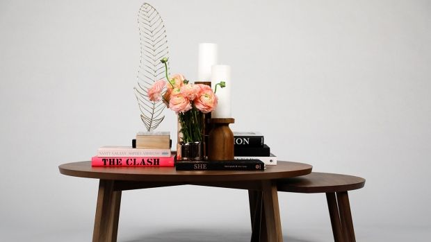 How to style your coffee table, no matter the shape | CBC Life
