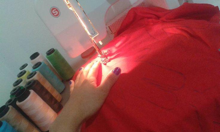 Gigi teteia preparando peças lindas para decorar sua festa! https://www.facebook.com/gigiteteia/