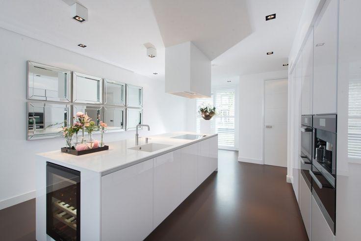 Keuken met een kookeiland - Makeover.nl