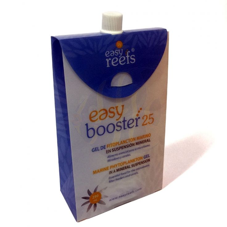 easyreefs Easybooster bag 250 ml - Mrutzek Meeresaquaristik GmbH