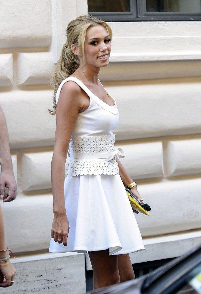 Petra Ecclestone - Petra Ecclestone's Wedding Brunch.. dress
