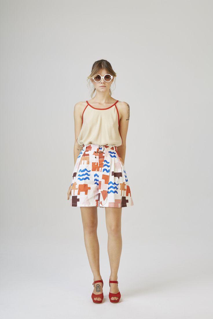 Csopak Shorts Multi