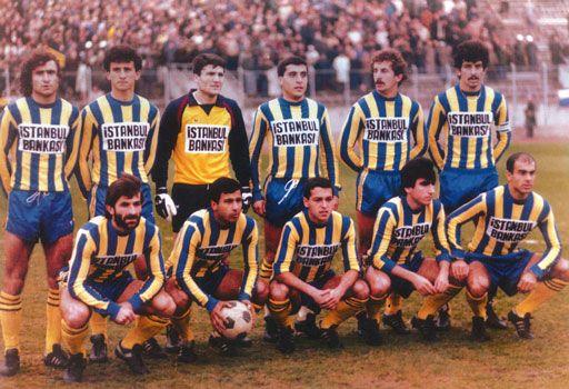 FENERBAHÇE 1982-1983