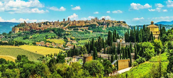 Ιταλία, Ούμπρια -Διακοπές με στιλ, ευφυία, κομψότητα [εικόνες]