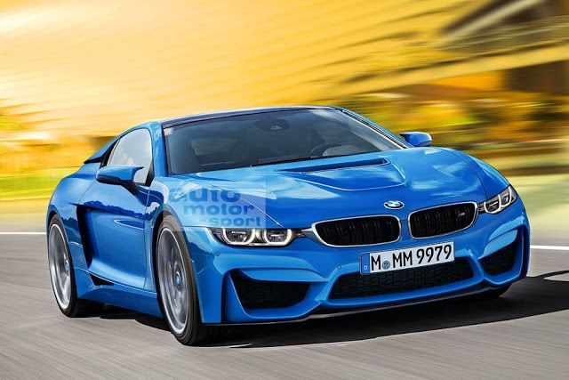 BMW i9 Supercar to launch in 2016