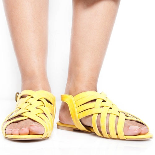 Eight Shoes - Summer Yellow Flats - Rp. 239.500