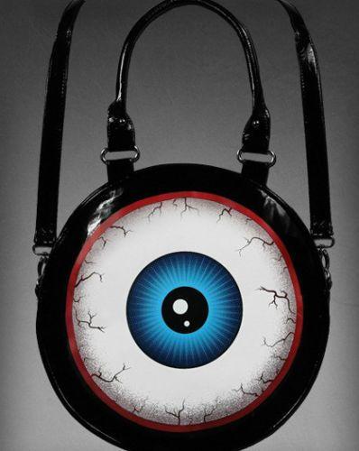 Restyle-Tasche-Zombie-Auge-Gothic-Lolita-Cute-Horror-Eye-Bag-Steampunk-Punk-Emo