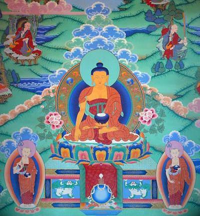 Buda! The path to Nirvana!