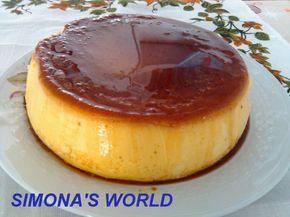 Reteta culinara Desert crema de zahar ars din categoria Prajituri. Specific Romania. Cum sa faci Desert crema de zahar ars