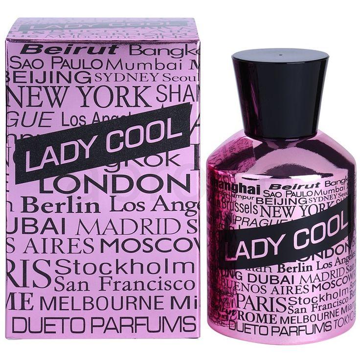 Dueto Parfums Lady Cool Eau De Parfum  http://www.aoro.ro/dueto-parfums/lady-cool-eau-de-parfum-pentru-femei/