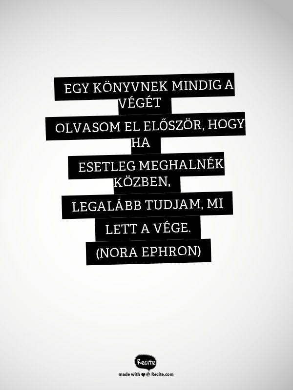 Nora Ephron-idezet