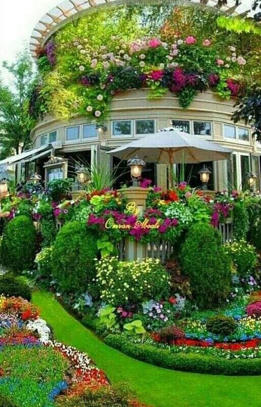 الطبيعة الخلابة | Lieux à visiter | Beaux jardins, Idee ...