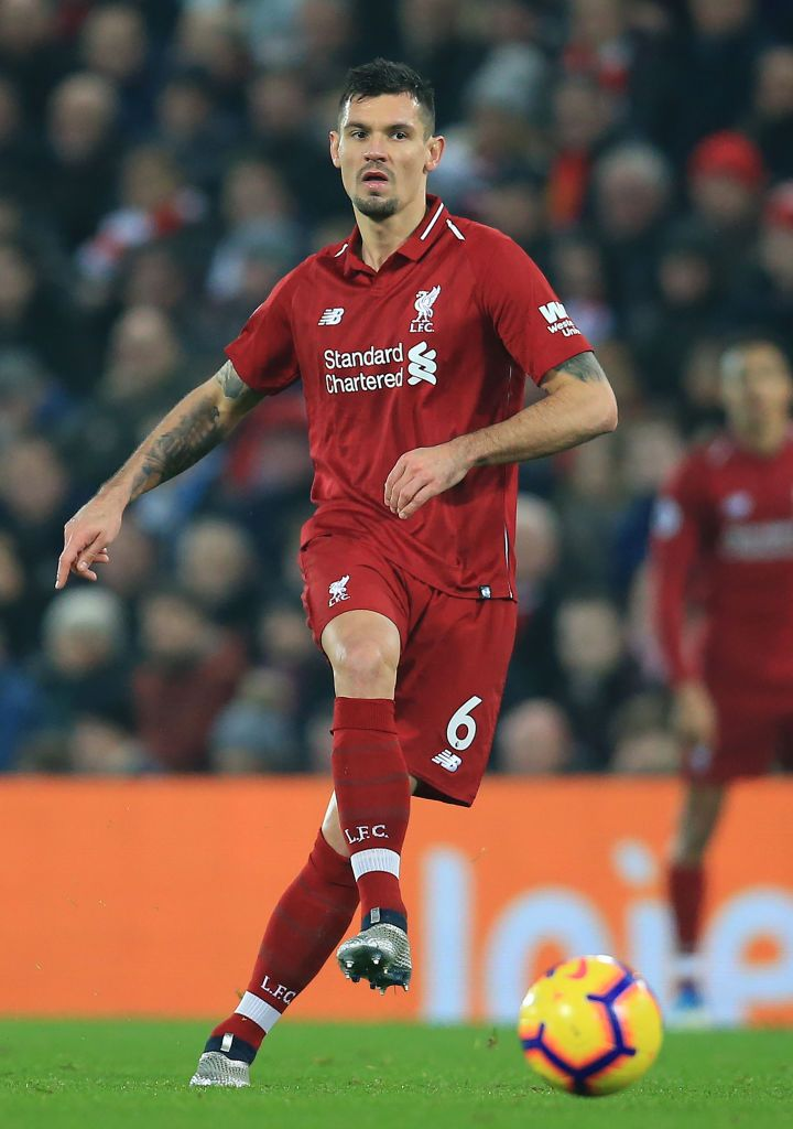 26th December 2018 Anfield Liverpool England Epl Premier