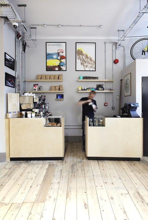 London's newest bike shop is a stylish stunner