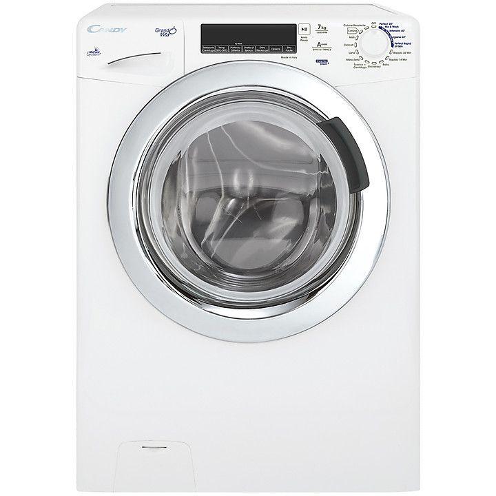 gv4-137twhc3 candy lavatrice stretta 40 cm carica frontale classe a+++ 7 kg 1300 giri