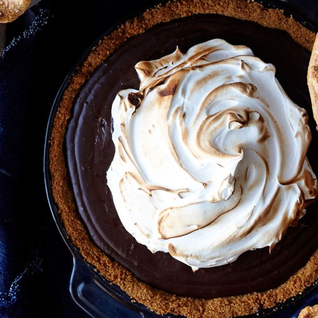 S'mores Pie | Pie and Tart Recipes | Pinterest | Williams ...