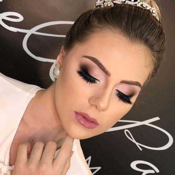 Clique e salve a imagem! Maquiagem perfeita passo a passo. # maquiagem # maquiagem # maquiagem …   – MAQUIAGEM DICAS E INSPIRAÇÕES