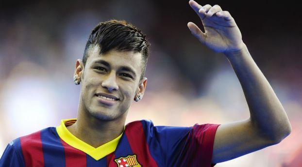 Neymar Football Player Barcelona