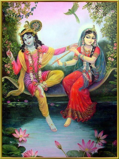 RADHA KRISHNA Artist: Vasudeva Krishna dashttp://my.opera.com/vasu1125/albums/