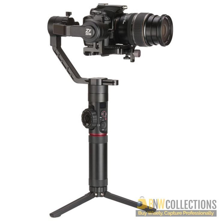 Buy Zhiyun-Tech Crane-2 3-Axis Handheld Gimbal Stabilizer with Follow Focus At Rs.80,000 Highlights >> FF Control for Select Canon DSLRs, Pro-Grade Image Stabilization, OLED Display Cash on Delivery In All Over Pakistan, Hassle FREE To Returns Contact # (+92) 03-111-111-269 (BnW) #BnWCollections #Zhiyun #Tech #Crane #Axis #Handheld #Gimbal #Stabilizer #Follow #Focus