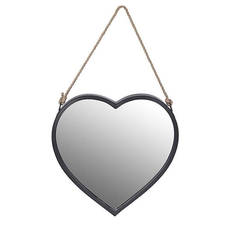 Καθρέφτης Μεταλλικός Καρδιά,  Τιμή: €20,00, http://www.lovedeco.gr/p.Kathreftis-Metallikos-Kardia.890200.html