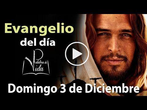 Armonia Espiritual: EVANGELIO DE HOY 3 de Diciembre l Palabra de Vida ...