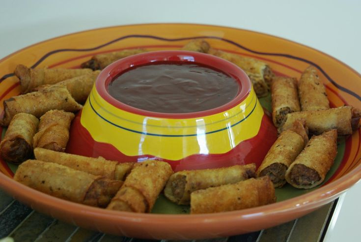 Filipino Lumpia Recipe — Dishmaps