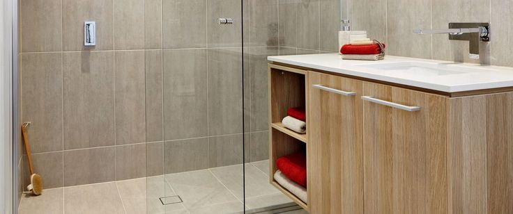 Plenty of room for two in that shower!