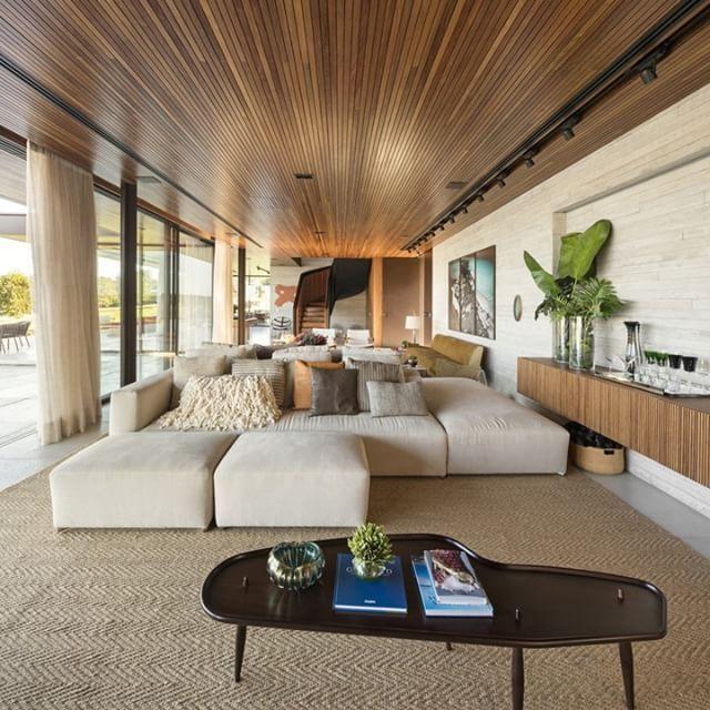 Fazenda Boa Vista In Brazil Design By Fernanda Marques Arquitetos Associados Residential Interior