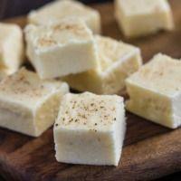 Eggnog Fudge | The Recipe Critic