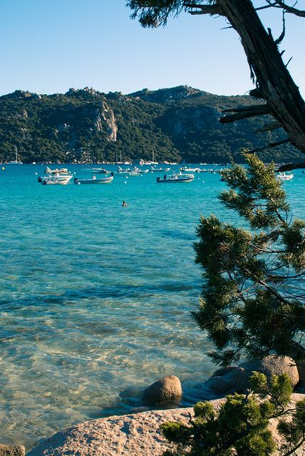 Santa Giulia, Corse du Sud, France