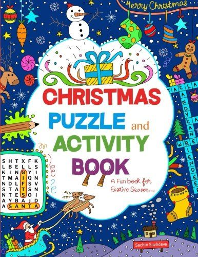 Christmas Puzzle and Activity Book: A Fun book for Festiv... https://www.amazon.com/dp/1540744426/ref=cm_sw_r_pi_dp_x_mi.pyb8187EXB