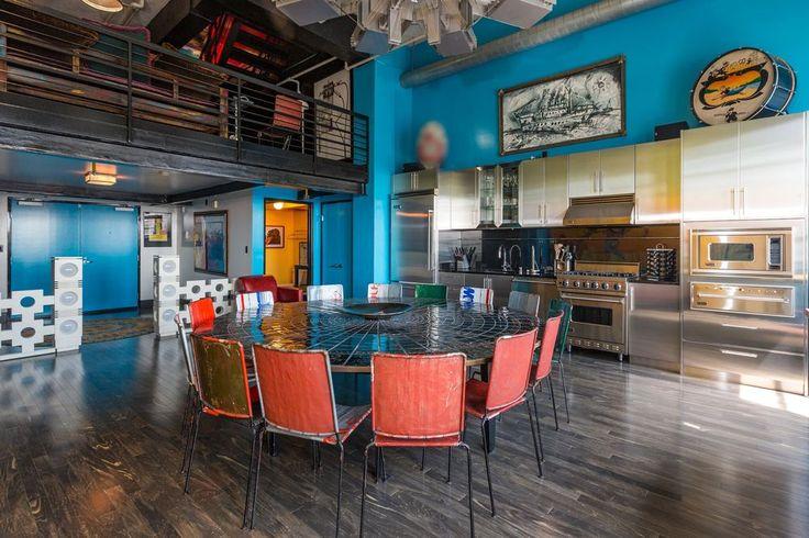 Stunning Extravagantes Penthouse Design Photos - Milbank.Us