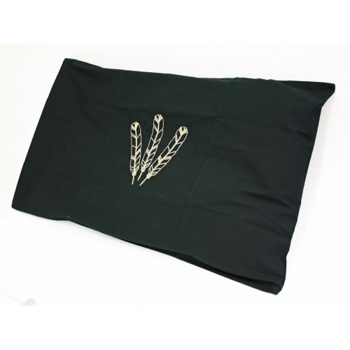 Very limited edition series of Native Agent Limited Edition - Huia Feather Pillowslip