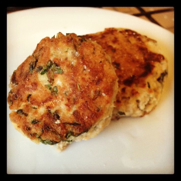 how to cook salmon patties in the oven