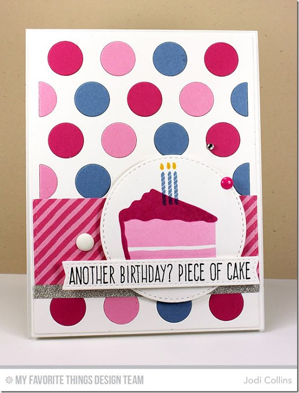 47 best MFT LJDCelebrate With Cake images – Jumbo Birthday Cards