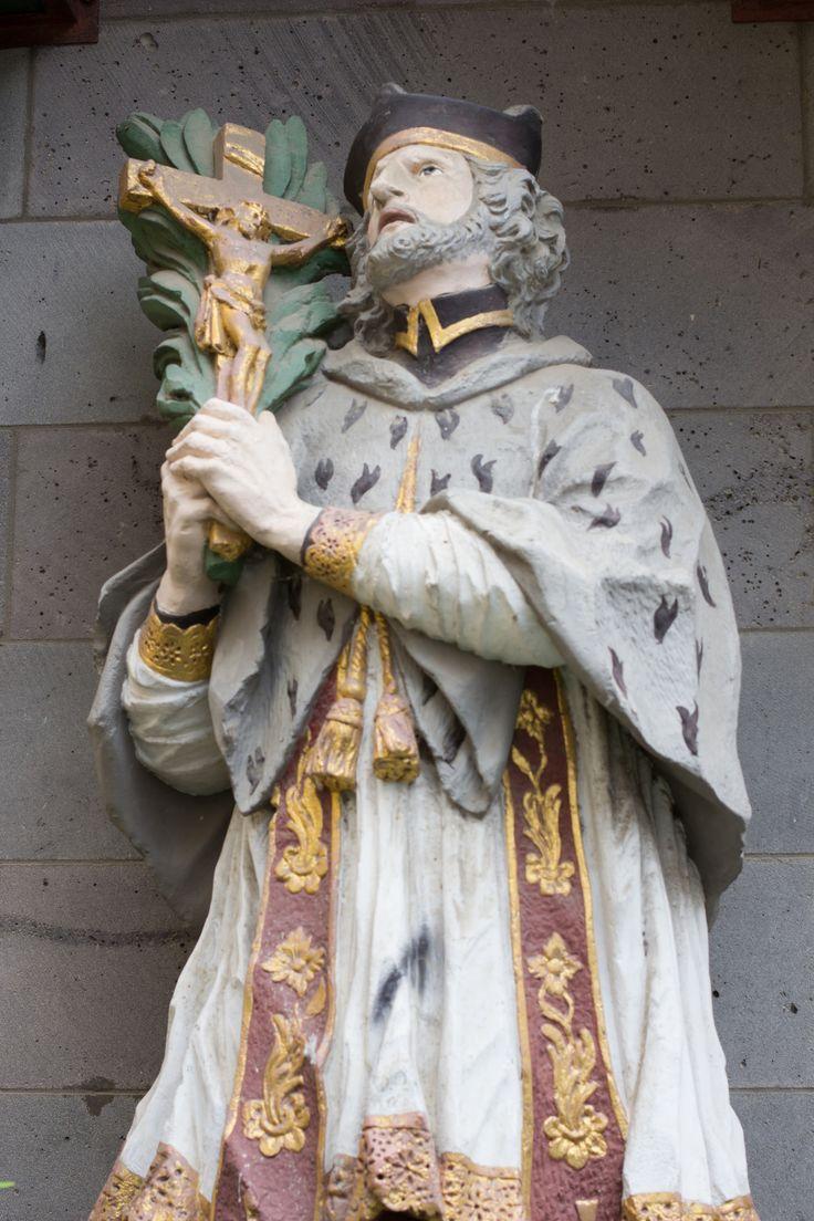 https://flic.kr/p/JJZp2c   Jan Nepomucký / Joannes de Pomuk / Heiliger Nepomuk   Maria von den den Engeln, Brühl