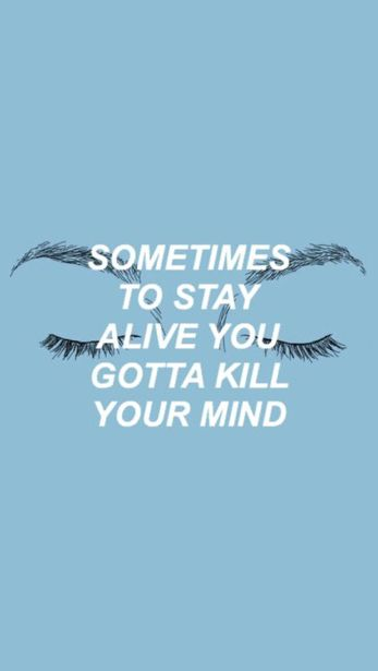 migraine // twenty one pilots This is my favorite song right now