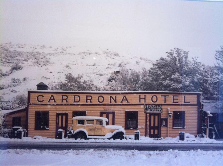 New Zealand Cardrona Hotel