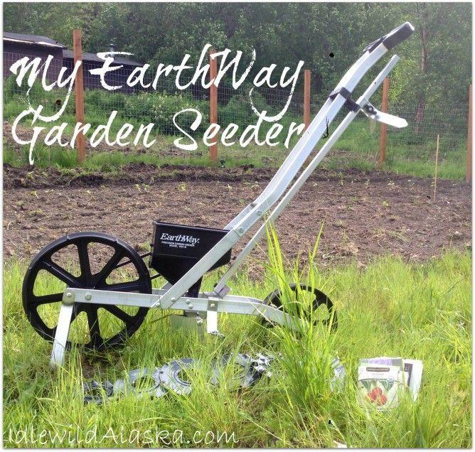 my earthway garden seeder idlewildalaska vegetable