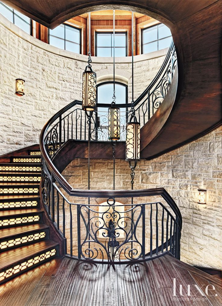 "39 best Circular ""Curved"" Stairs images on Pinterest ..."