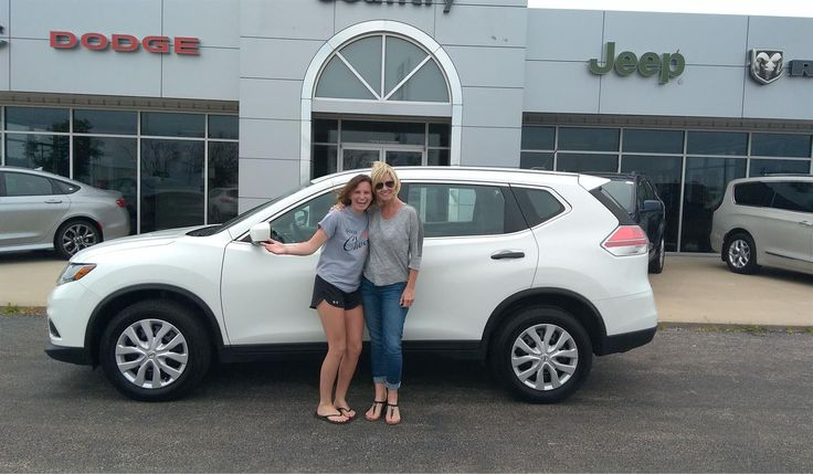 Congratulations and Best Wishes Wanda on the purchase of your 2016 NISSAN ROGUE!  We sincerely appreciate your business, Kunes Country of Monmouth and GABE ESTES.